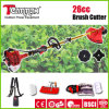 25.4cc Gasoline Brush Cutter with CE, GS, EU2