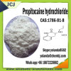 Top Puirty Local Anesthetic Raw Propitocaine Hydrochloride Power CAS 1786-81-8