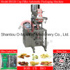 Small Multi-Function Irregular Shape Solids Manual Feeding Vertical Packing Machine