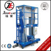 Newest German Design Aluminium Alloy Duplex Mast Aerial Work Platform