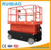 10 Meter Hydraulic Self Propelled Battery Scissor Lift Platform Ce