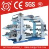 YT4 Color Flexographic Flexo Printing Machine