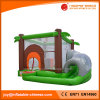 PVC Tarpaulin Inflatable Slide Bouncer Combo (T3-141)