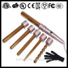 32mm 25mm Barrels Custom Logo 6p Interchangeable Curling Tools (A125)