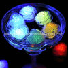 Bar Decoration LED Flashing Colorful LED Ice Cubes for Party Decoration