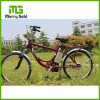 High Cost-Performance Green Ladies Ebike Electric City Bike 250W 36V