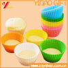 Promotion Colorful Kitchenware Food Grade Cooking Tool Silicone Cake Mold (YB-HR-48)
