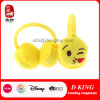 Funny Emotion Emoji Cartoon Plush Earmuffs Toy for Kids/Adults