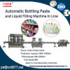 Automatic 6 Heads Liquid Filling Machine for Cosmetic Gt6t-6g