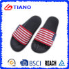 Upper Printing with Flags PVC Slipper (TNK35767)