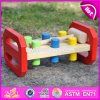 New Design Baby Funny Toy Wooden Pound a Peg W11g036