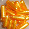 Golden Herbal Diet Pills Weigh Loss Slimming Capsule