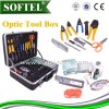 Deluxe Anaerobic Field Quick Termination Tool Box Fiber Optic Tools