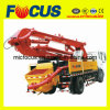 24m, 28m, 32 Boom Small Concrete Pump Truck with Low Price