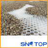 100% Recyclable Plastic Grid for Gravel Stabilization