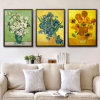 Oil Paintings Decorative Painting Retro Nostalgia Living Room Porch Framed Painting
