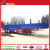 40FT Container Cargo Panel Side Wall Semi Log Trailer