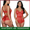 Chinia Supplier Red Lingerie Sexy Babydoll Women