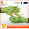 Ddsafety 2017 Nitrile Coated Garden Working Glove Pasted Ce