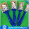 Made in China Good Paint Brushes with Blue Plastic Handle