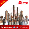 Copper Alcohol Distiller and Distillation Equipment Price