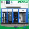 Lubricated Variable Frequency Speed Driven VSD Screw Air Compressor 500kw