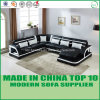 New Style Leather Wooden Sofa with Louder Speaker