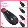 Auto Remote Key Shell for Chrysler with (4+1) Buttons