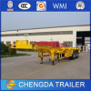 12 Wheeler Container Skeleton Trailer on Sale