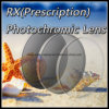 Rx (Prescription) Photochromic Lens