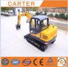 CT60-8biii with Yanmar Engine, Crawler Backhoe Mini Excavator