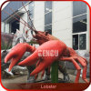 Customized Animatronic Model Crayfish Lobster