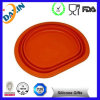 Multifuctional Collapsible Food Grade Silicone Pet Feeding Bowl