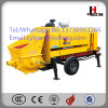 China Hot Sales! Trailer Concrete Pump with Mature Technology, Excellent Performance, Worth Having!