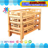 Children Wooden Four Floor Beds for Kindergarten Furniture