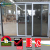 3-Track Sliding Door, UPVC Balcony Sliding Door Design