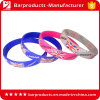 Promotional Free Sample Silicone Bracelet, Custom Debossed Silicone Bracelet