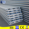 Colored Galvanized White PU Sandwich Roofing Panels