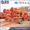 Hf-6A Percussion Reverse Circulation Drilling Rig