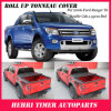 Mini Truck Cover 2016 Hot Sale Truck Bed Cover for 2006-Ford Ranger T6 Double Cab, 1.53cm Bed