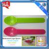 Plastic Frozen Yogurt Ice Cream Spoon