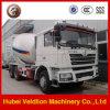 Weichai Engine 8-10 Cubic Meter Concrete Truck