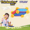 New Designed Jigsaw Puzzle Toy in Geometrical Shapes