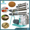 Horizontal Type Ring Die Fish Feed Pellet Machine
