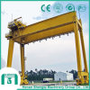 China Supplier Lifting Tools Mg Type Double Girder Gantry Crane