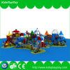 Outdoor Playground Equipment Playground Tube Spiral Slides