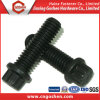 High Strength Steel 12 Point Flange Head Bolts 3/8-1-1/2