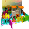 Amusement Park Playground for Children Indoor Playground with Slide