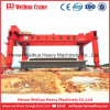 Weihua 20t 50t 75t 100t Bridge Moving Crane