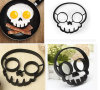 Novel Skull Shape Microwave Silicone Fried Egg Mold